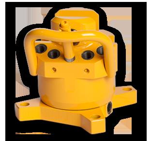 THUMM Standard-Rotator Typ 402 - Abbildung