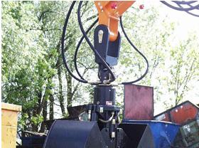 THUMM Standard-Rotator Typ 512 - Detail