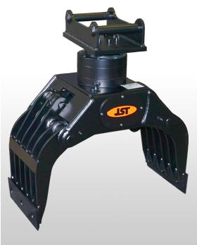 THUMM Kompakt-Rotator Typ 605 - Detail