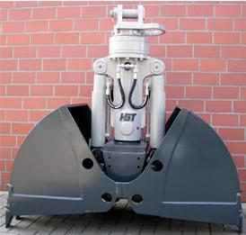 THUMM Kompakt-Rotator Typ 609 - Detail