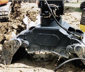 THUMM Kompakt-Rotator Typ 615 - Detail