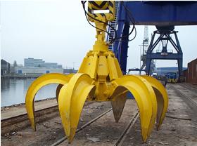 THUMM Kompakt-Rotator Typ 625 - Detail