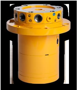 THUMM Einbau-Rotator Typ 705 - Abbildung