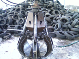 THUMM Einbau-Rotator Typ 705 - Detail