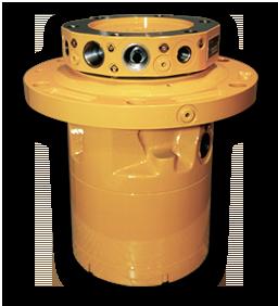THUMM Einbau-Rotator Typ 708 - Abbildung