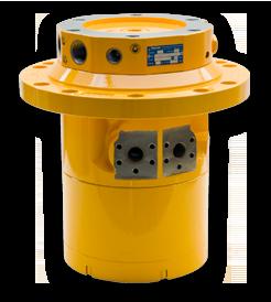 THUMM Einbau-Rotator Typ 710 - Abbildung