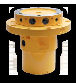 THUMM Einbau-Rotator Typ 715 - Abbildung