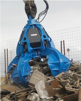 THUMM Einbau-Rotator Typ 715 - Detail
