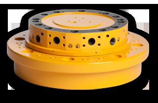 THUMM Kompakt-Rotator Typ 716 - Abbildung